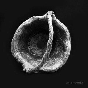 画像2: 綱木紋・鉢・ハイジMワンハンド・ブラック
