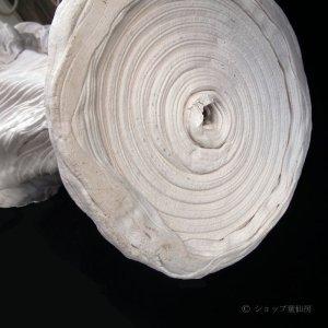 画像4: 綱木紋・円錐大・オフホワイト〜ライトグレー