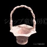 綱木紋・鉢・スター持ち手付きS・ピンク系