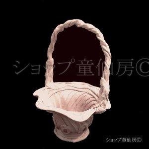 画像4: 綱木紋・鉢・スター持ち手付きS・ピンク系